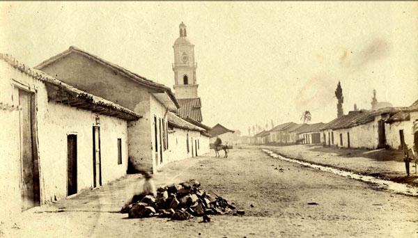 Iglesia La Estampa. 1862. Castro y Ordoñez