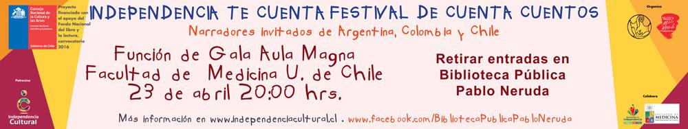 Lienzo Festival de Cuenta Cuentos