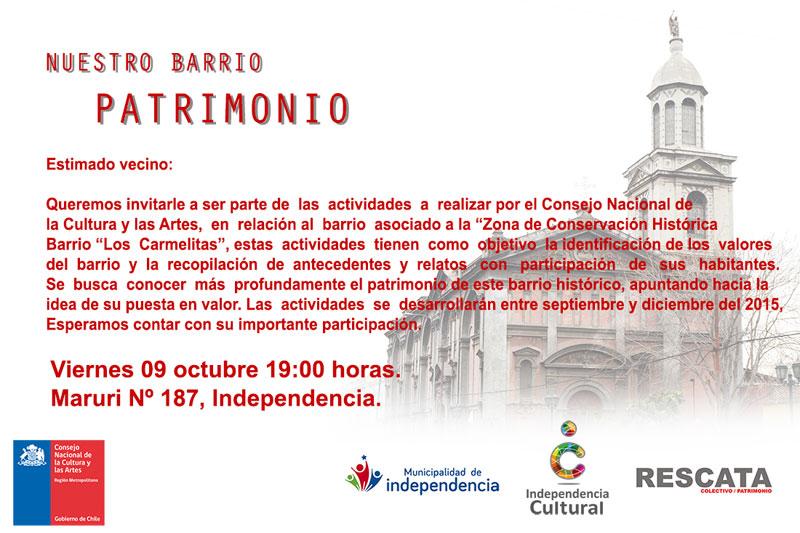 Los-Carmelitas-AFICHEMINIREUNION2