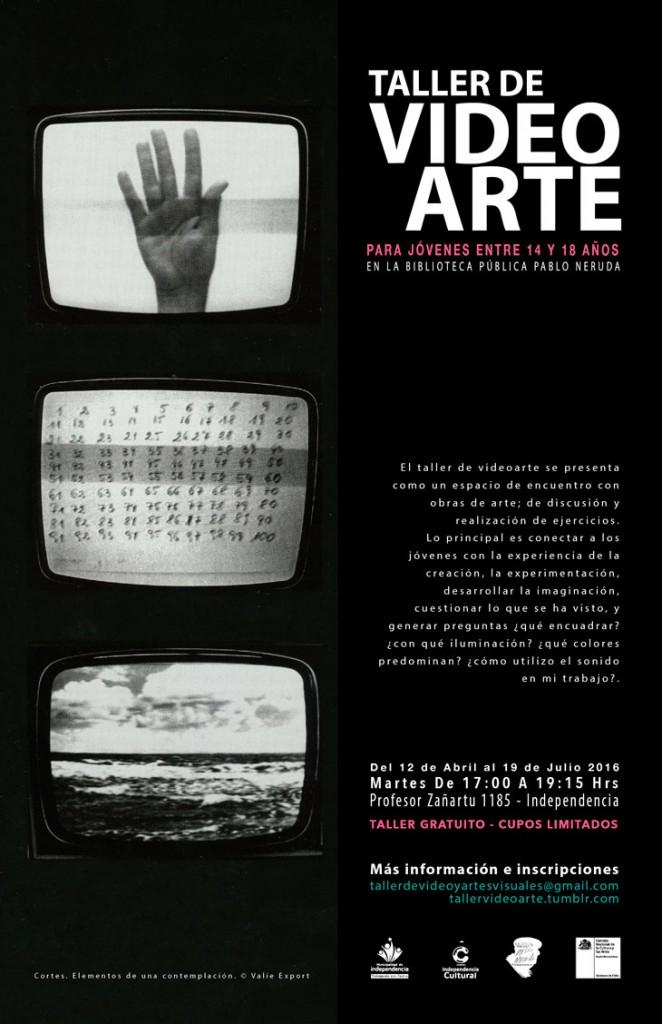 Afiche-Taller-Video-arte