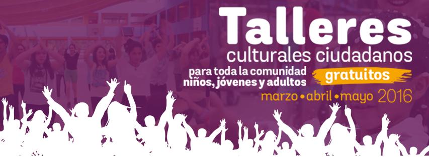 talleres ciudadanos Santiago es Mío