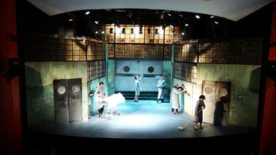 99-La Morgue. Teatro Camilo Henríquez